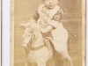 Child On A Horse by Knight