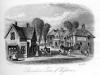 Engraving Shanklin Old Village