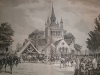 1885 - Royal wedding at Whippingham Church