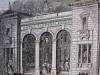 1836 - Engraving of the Royal Victoria Arcade