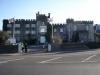 Ryde Castle fire March 2012