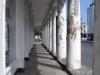 Lind Street colonnade