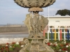Fountain on Ryde seafront
