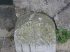 Parish boundary stone Ryde Esplanade