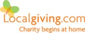 Local Giving - Charity begins at home logo